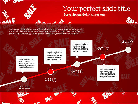 Sales Report, Slide 3, 03694, Presentation Templates — PoweredTemplate.com