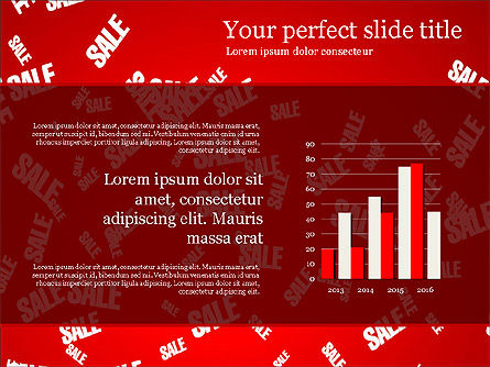 Sales Report, Slide 4, 03694, Presentation Templates — PoweredTemplate.com