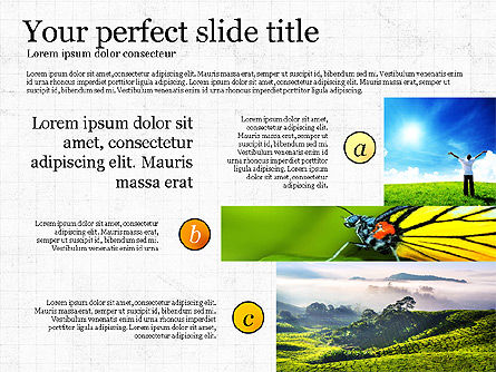 Earth Day, Slide 2, 03695, Presentation Templates — PoweredTemplate.com