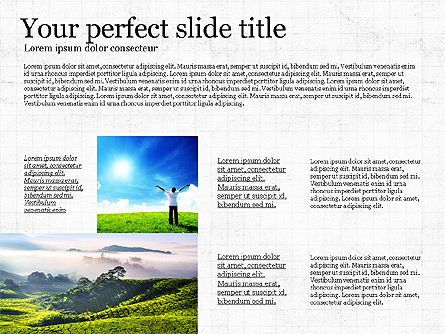 Earth Day, Slide 4, 03695, Presentation Templates — PoweredTemplate.com