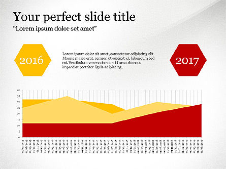 Presentation Templates: Timeline Report #03701