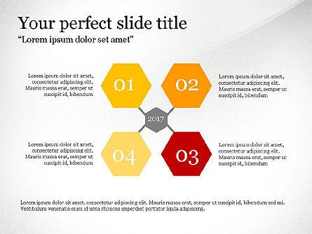 Timeline Report, Slide 2, 03701, Presentation Templates — PoweredTemplate.com