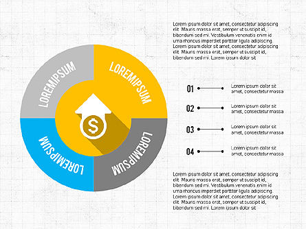 Financial Infographic Presentation Slide 2