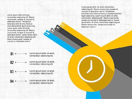 Financial Infographic Presentation, Slide 4, 03703, Infographics — PoweredTemplate.com