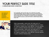 Presentation Templates: Grid Designed Team Presentation #03708