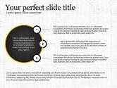 Presentation Templates: Flat Designed Report Template #03709
