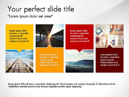 Graphic Designer Profile, Slide 4, 03712, Presentation Templates — PoweredTemplate.com
