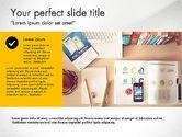 Presentation Templates: Graphic Designer Profile #03712