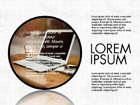 Hub and Spokes Presentation Concept, Slide 3, 03721, Presentation Templates — PoweredTemplate.com