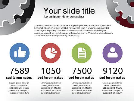 Infographic Style Presentation, Slide 2, 03725, Infographics — PoweredTemplate.com