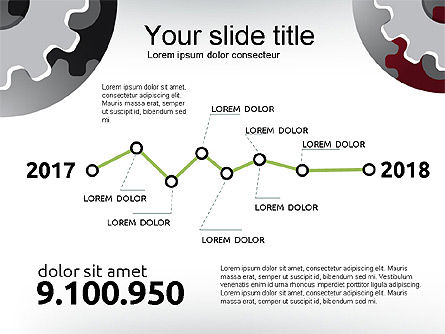 Infographic Style Presentation Slide 3