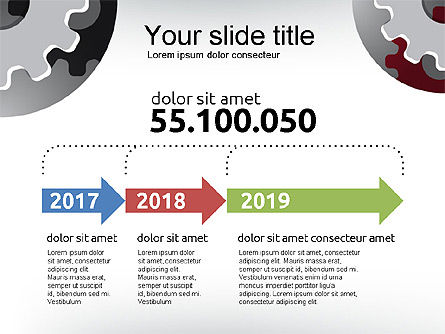 Infographic Style Presentation, Slide 4, 03725, Infographics — PoweredTemplate.com