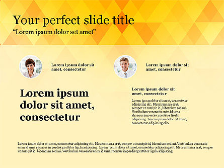 Presentation Templates: Brief Report #03726