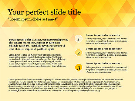Brief Report, Slide 4, 03726, Presentation Templates — PoweredTemplate.com