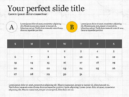 Thin Lined Shapes Presentation Report, Slide 4, 03728, Presentation Templates — PoweredTemplate.com