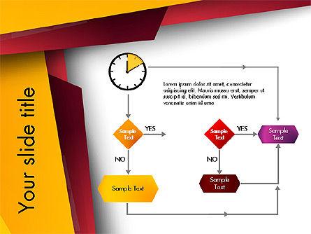 Time Management Strategy Presentation Concept, Slide 2, 03729, Presentation Templates — PoweredTemplate.com