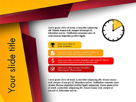 Time Management Strategy Presentation Concept, Slide 3, 03729, Presentation Templates — PoweredTemplate.com