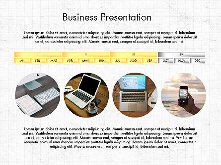 Presentation Templates: Comparative Report #03731