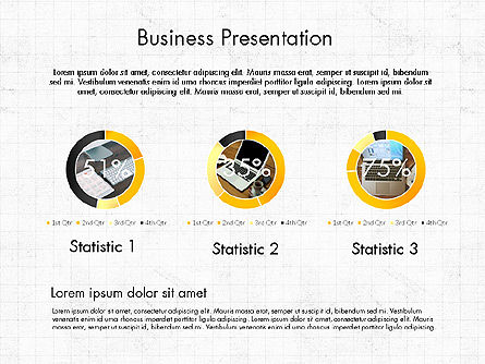 Comparative Report, Slide 2, 03731, Presentation Templates — PoweredTemplate.com