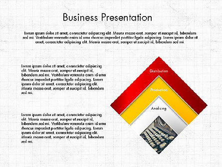 Comparative Report, Slide 4, 03731, Presentation Templates — PoweredTemplate.com