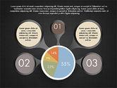 Hub and Pie Chart#15