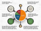 Hub and Pie Chart#5