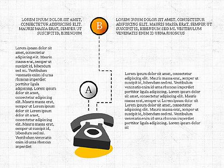 Complex Solutions, Slide 2, 03737, Organizational Charts — PoweredTemplate.com