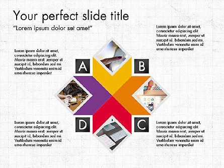Infographics Options, Slide 3, 03741, Infographics — PoweredTemplate.com