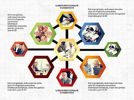 Organizational Charts:  Flare da rede #03743