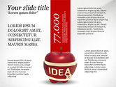 Infographics: Idea Options #03746