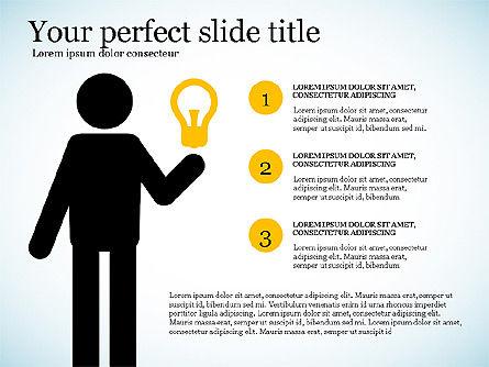 Promotion Presentation Deck, Slide 2, 03761, Presentation Templates — PoweredTemplate.com