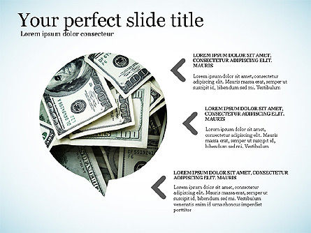 Promotion Presentation Deck, Slide 3, 03761, Presentation Templates — PoweredTemplate.com