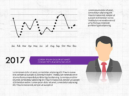 Staff Efficiency Infographics Report, Slide 2, 03762, Infographics — PoweredTemplate.com