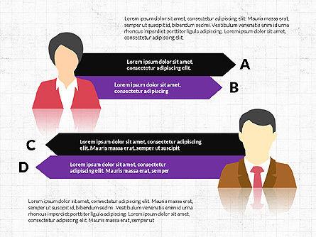 Staff Efficiency Infographics Report Slide 4