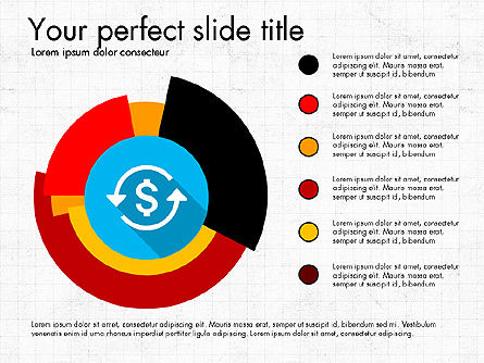 Multilevel Pie Chart Slide 2