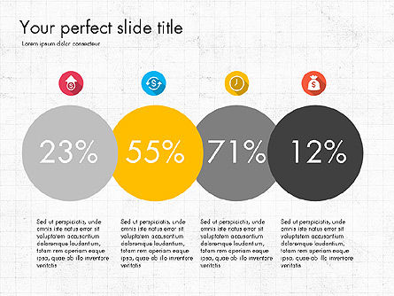 Infographics Presentation Report, Slide 4, 03777, Infographics — PoweredTemplate.com