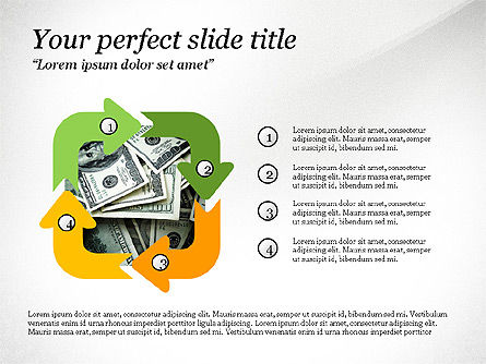 Green Mountains Report, Slide 2, 03779, Presentation Templates — PoweredTemplate.com