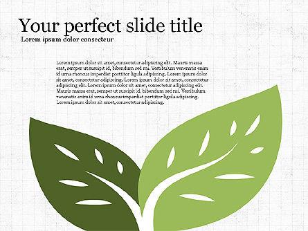 Eco Friendly Presentation Concept, Slide 2, 03786, Presentation Templates — PoweredTemplate.com