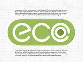 Presentation Templates: Eco Friendly Presentation Concept #03786