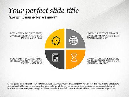 Presentation Shapes, Slide 2, 03788, Shapes — PoweredTemplate.com