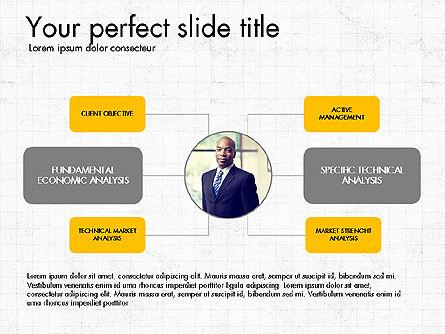 Organizational Charts, Slide 2, 03789, Organizational Charts — PoweredTemplate.com