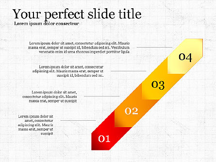 Simple Infographics Shapes, Slide 3, 03792, Infographics — PoweredTemplate.com