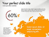 Infographics: Continents Infographics #03796