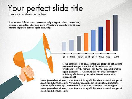 Marketing Management Presentation, Slide 2, 03804, Presentation Templates — PoweredTemplate.com