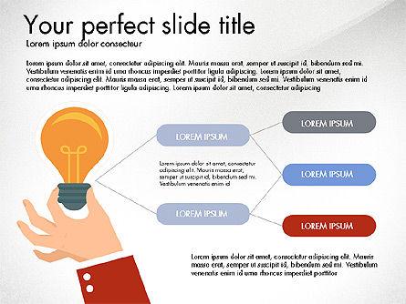 Marketing Management Presentation, Slide 3, 03804, Presentation Templates — PoweredTemplate.com