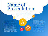 Presentation Templates: Cloudy Presentation Deck #03811