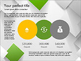 Presentation Templates: Geometrical Slide Deck #03812
