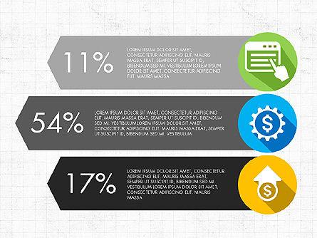 Innovation Process Infographics Concept, Slide 3, 03814, Infographics — PoweredTemplate.com