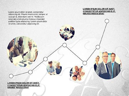 Organizational and Connections, Slide 2, 03816, Organizational Charts — PoweredTemplate.com