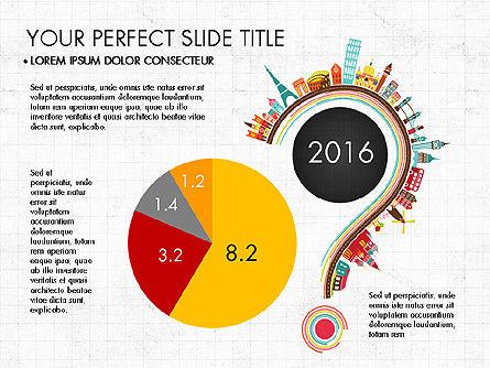 Travel Presentation Deck, Slide 4, 03817, Presentation Templates — PoweredTemplate.com